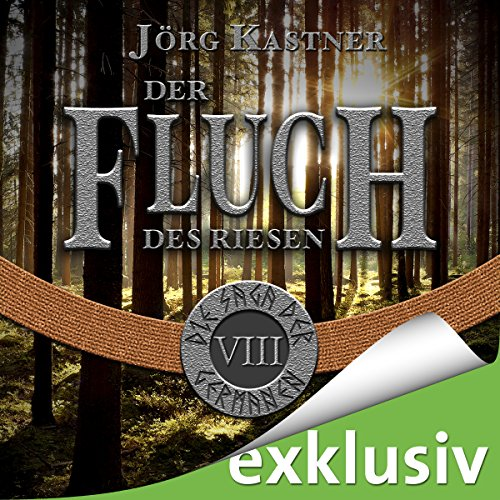 Der Fluch des Riesen (Die Saga der Germanen 8) audiobook cover art