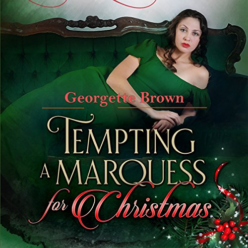Tempting a Marquess for Christmas cover art