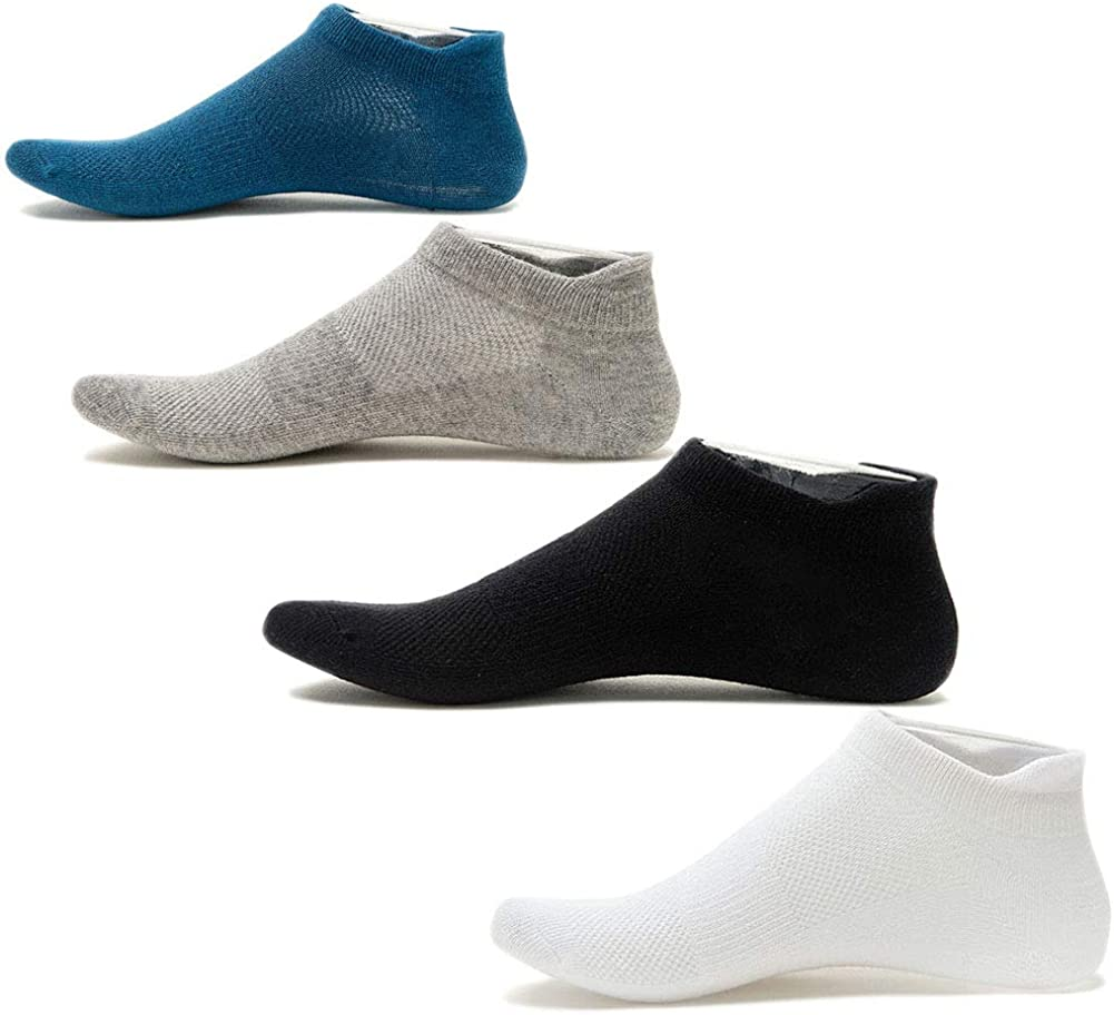 Large discharge sale Dzyoleize Ankle Athletic shop Running Socks Cut Sports Tab Low