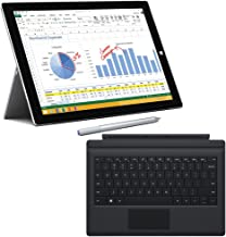 Microsoft Surface Pro 3 (Type Cover Bundle, 64 GB Intel Core i3)