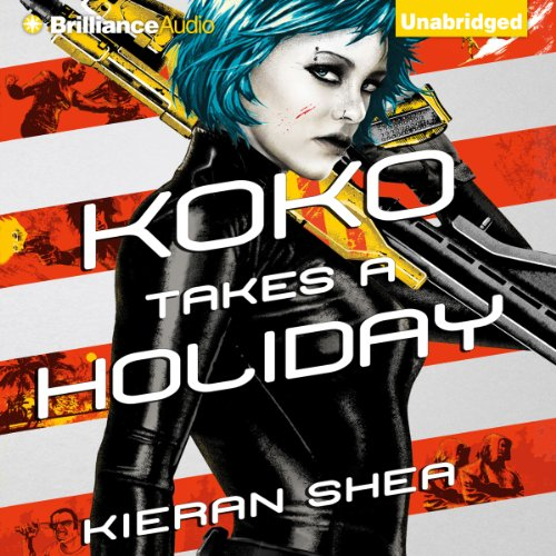Koko Takes a Holiday cover art