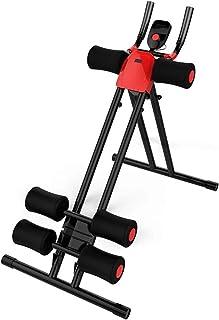 Abdominal Coaster AB Maskin Fällbar Abdominal Crunch Coaster LED Smart Enhet Förlora viktmaskin Hem Gym ABS Trainer Fitnes...