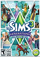 The Sims 3: Generations (輸入版)