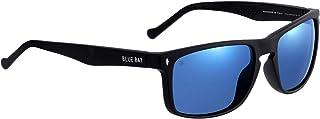 BLUE BAY Amyda, Occhiali da Sole per Uomo, Protezione UV 100%, Occhiali da Sole Realizzati con Materiale Riciclato, Legger...