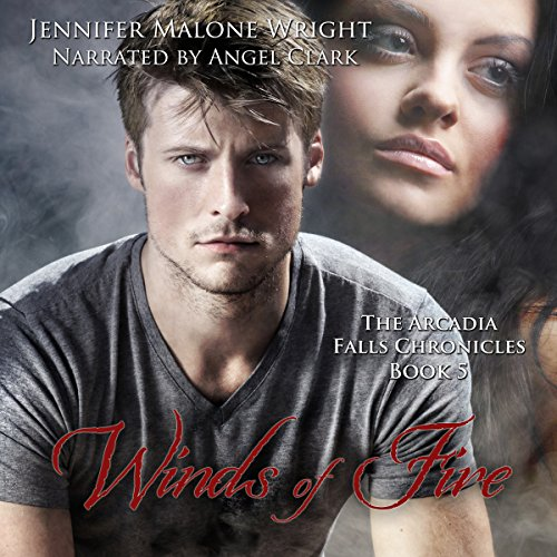 Winds of Fire audiobook cover art