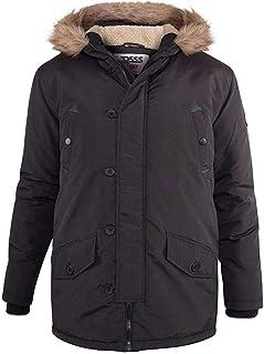 D555 Men's Kingsize Dundee Parka Style Jacket
