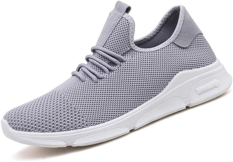 eeb8c0bda99ec Hasag New Men's shoes Breathable Casual shoes Running Mesh Fitness ...