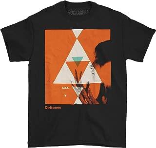 Deftones Men's Trapped 2012 Tour T-Shirt Black