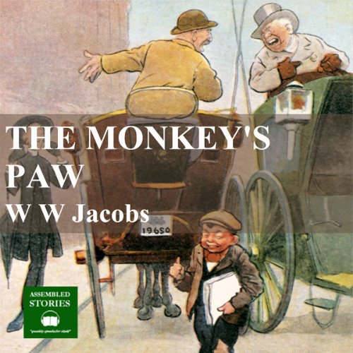 The Monkey's Paw audiobook cover art
