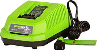 Greenworks 40V Lithium Ion Battery Charger 29482