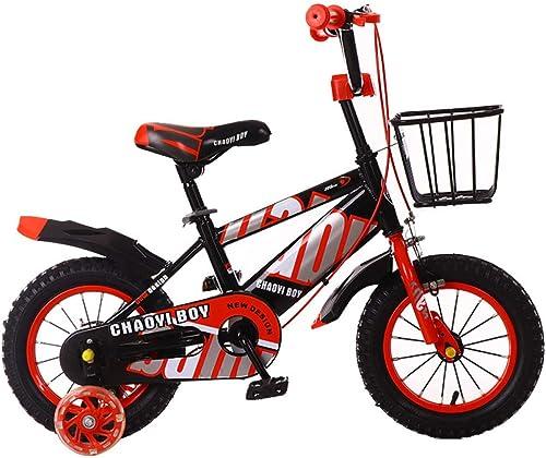 alta calidad WY-Tong WY-Tong WY-Tong Bicicleta Infantil Bicicletas Infantiles Bicicleta de Montaña para Deportes al Aire Libre de 2 a 9 años de Edad, Bicicleta bebé, Bicicleta auxilia  punto de venta barato