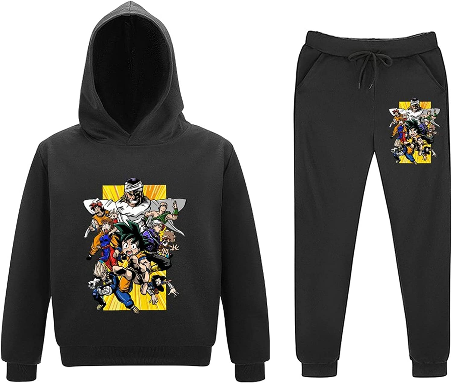 5-11Y San Antonio Mall My Hero Aca-demia Kids Sweatsuits Outfits Piece Toddler Popularity 2