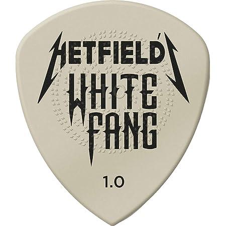 Jim Dunlop White Fang 1.0mm Guitar Picks (PH122P1.00)