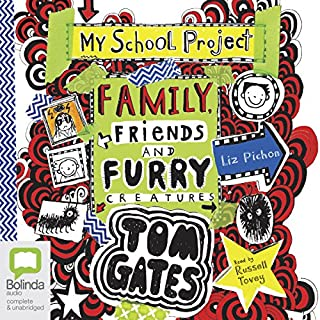 Family, Friends and Furry Creatures cover art