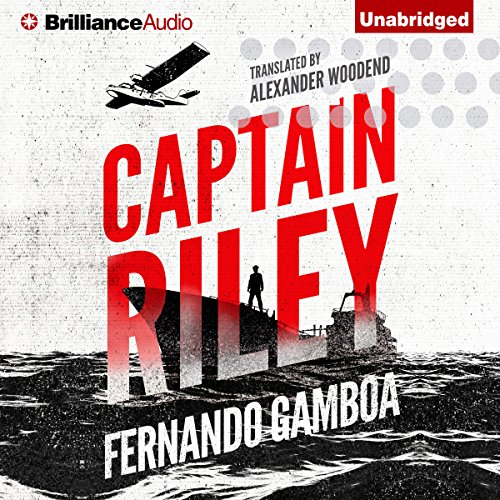 Captain Riley audiobook cover art