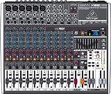 Mixer Analogico Behringer Xenyx X1832USB 18 In FX USB Out Phantom EQ