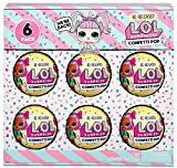 L.O.L. Surprise! Confetti Pop 6 Pack Unicorn – 6 Re-Released Dolls Each with 9 Surprises (571599)
