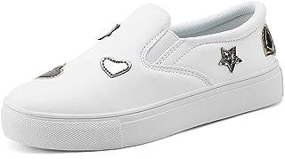 girl slip on sneakers