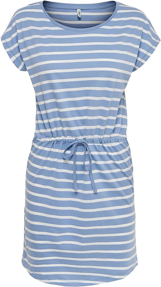 Damen Onlmay Life S/S Dress Noos Kleid