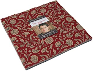 Vive La France Layer Cake by French General for Moda Fabrics 42 10-inch Squares