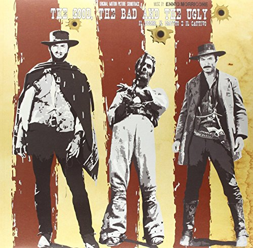 Good the Bad the Ugly,the [Vinyl LP]
