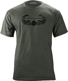 Vintage Army Air Assault Badge Subdued Veteran T-Shirt