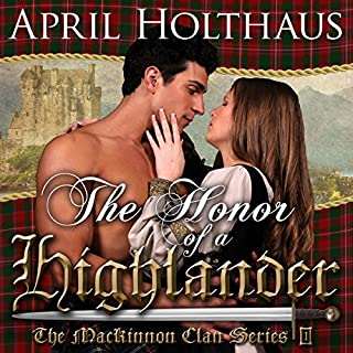 The Honor of a Highlander: A Novella cover art