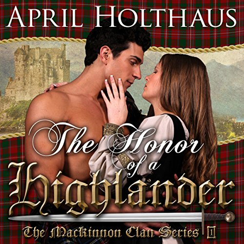 The Honor of a Highlander: A Novella audiobook cover art