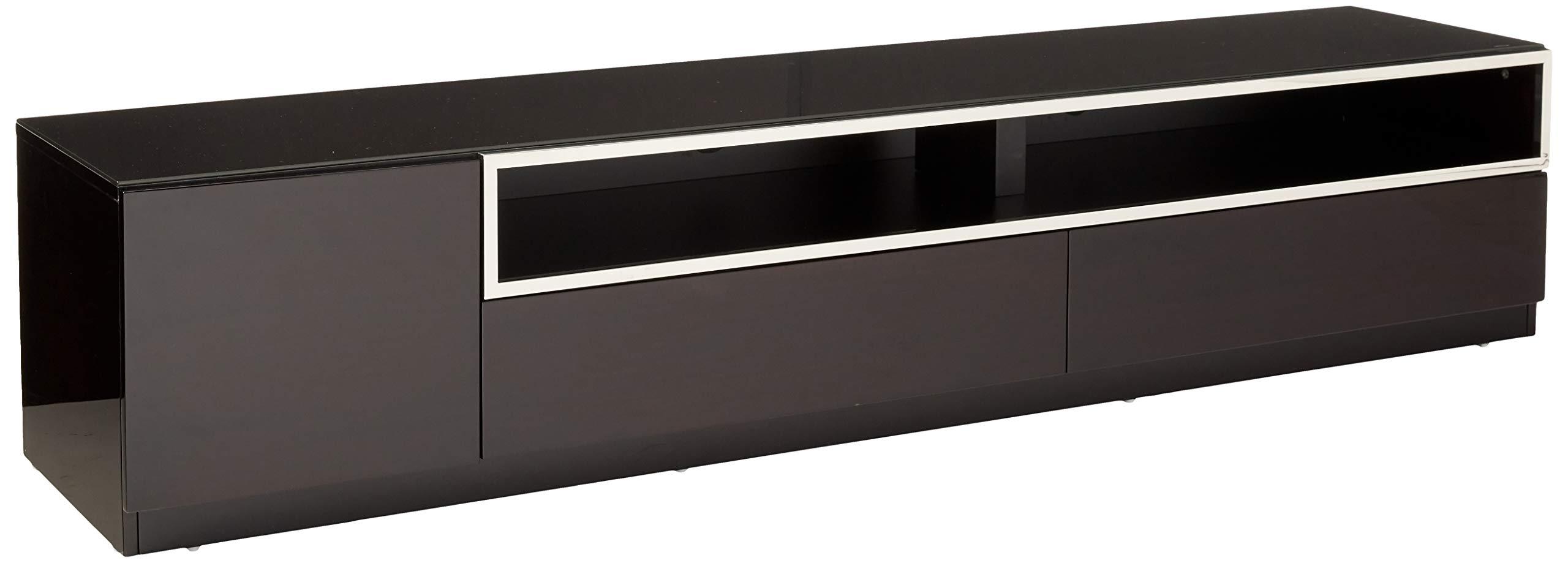 Off White Tv Kast.Amazon Com Prepac Altus Wall Mounted Audio Video Console 48 5 W