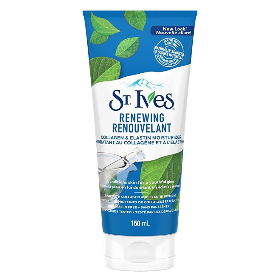 色合い敬意はっきりしないSt. Ives セントアイブス Timeless Skin Collagen Elastin Face Lotion 150mL 2018年 新商品
