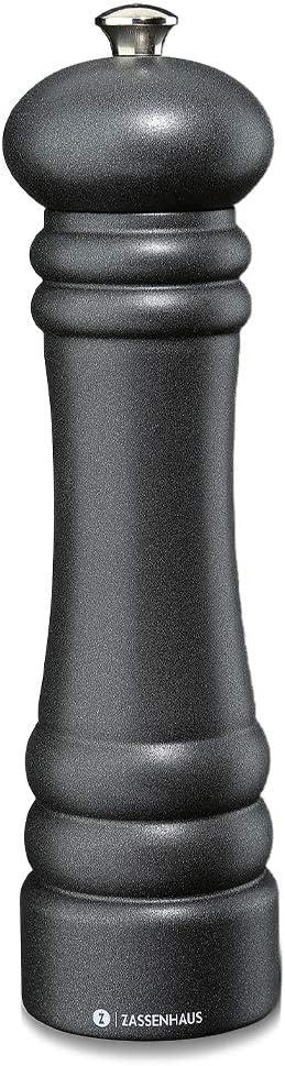 Zassenhaus Black 24 cm Pepper Mill