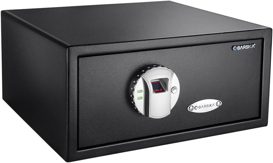 BARSKA Biometric Safe Louisville-Jefferson County Mall 100% quality warranty