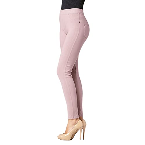 bd550f32541 Premium Jeggings - Denim Leggings - Full and Capri Length - Regular and  Plus Sizes