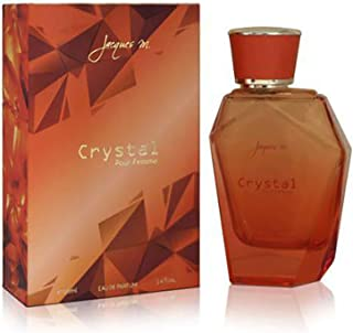 Jacques M. Crystal For Women 100ml - Eau de Parfum