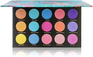 NOMAD x Antilles Intense Eyeshadow Palette