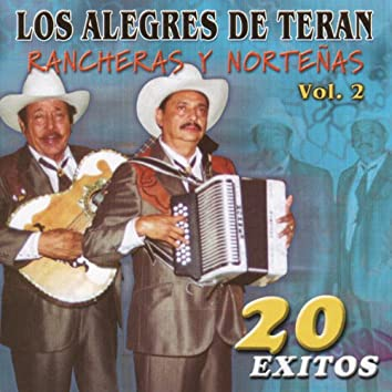 Rancheras Y Norteñas 20 Exitos, Vol. 2