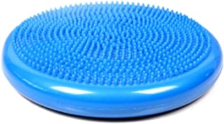 Silfrae Fitness Stability Balance Disk,  Wobble and Wiggle Cushion,  Air Seat Core