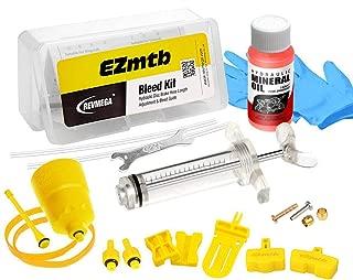 Best shimano hydraulic brakes bleed kit Reviews
