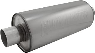Flowmaster 12414310 DBX Muffler - 2.25 Center IN / 2.25 Center OUT - Moderate Sound