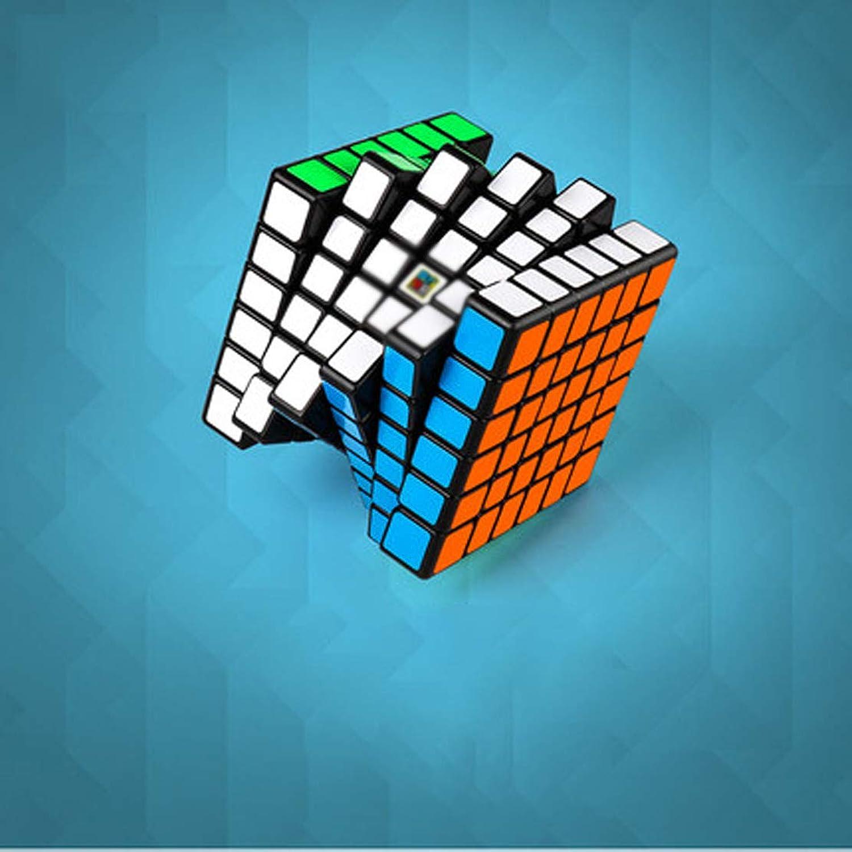 MZMM Rubik's Cube, Professioneller 6-stufiger Glatt Rubik's Cube, sechste Ordnung für Einsteiger-Kinderspielzeug, Wettkampfübungen, Gelegenheitsspielzeug, Polygon-Würfel B07NWK4L2B Creative  | Heißer Verkauf