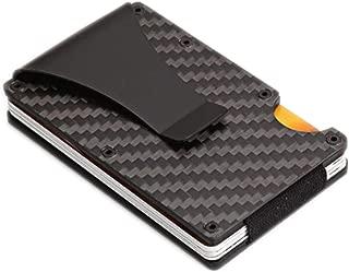Men Women Credit Card Holder Anti Protect Blocking Wallet Portable Id Cardholder Clip Porte Carte Travel Metal Case