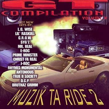 Muzik Ta Ride 2, Vol. 5