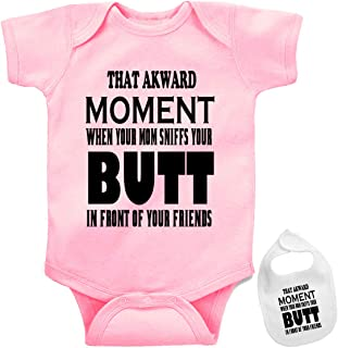 Funny Bodysuits Baby Romper Storm Pooper May The Smell Be with You Promini Cute Baby Onesie