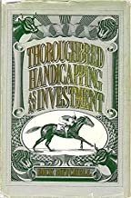 Thoroughbred Handicapping As an Investment