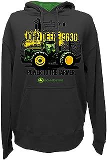Power to The Farmer Hooded Sweatshirt
