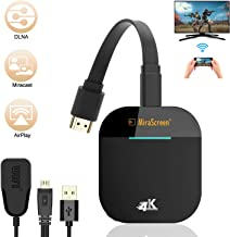 WiFi Display Dongle, FayTun 4K Wireless HDMI Display Adapter, 5G WiFi Wireless Display..