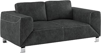 Amazon.com: Fantasy Modern Sofa Sleeper in Valencia Gray ...