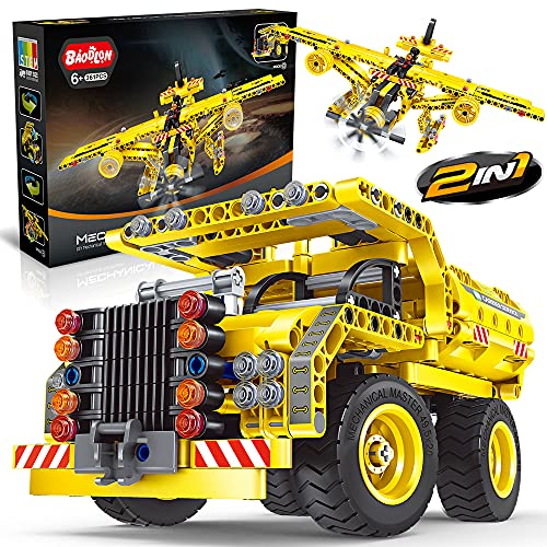 STEM Toy Building Toys Gifts for Age 6, 7, 8, 9, 10, 11, 12 Years Old...