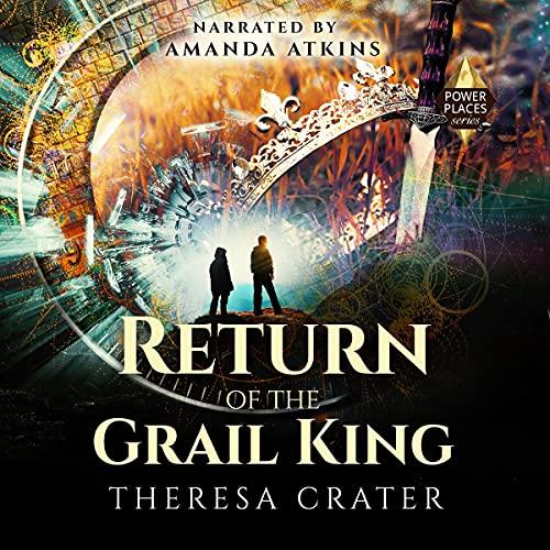Couverture de Return of the Grail King