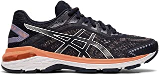 Women's GT-2000 7 (D) Running Shoes, 8W, Midnight/Midnight